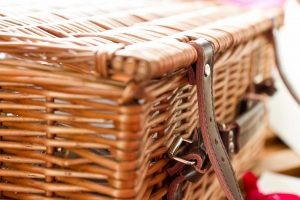 hamper closeup